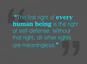 self defense pic