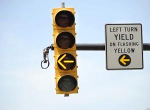 yellow light lead