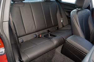 '15 M2 back seats