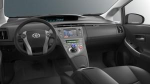 '15 Prius dash