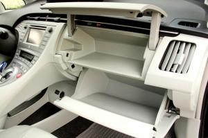 '15 Prius double glovebox
