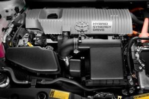 '15 Prius engine 1