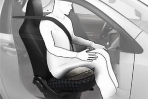 '15 Leegacy seat air bag