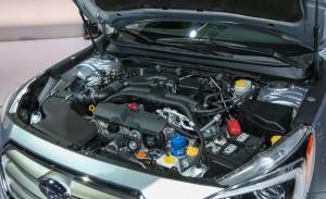 '15 Legacy 2.5 engine