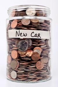 New car savings