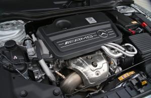 '15 AMG engine