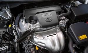 '15 Camry 2.5 engine