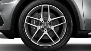 '15 GLA brake detail