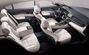 '15 K900 interior 2