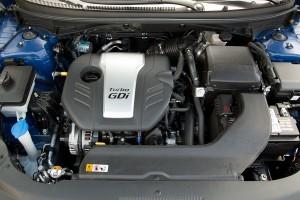 '15 Sonata 1.6 engine