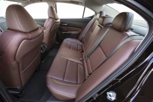 '15 TLX back seats