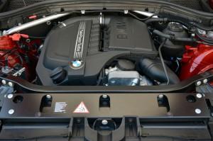 '15 X4 3.0 engine