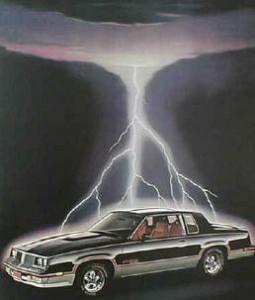 HO lightning