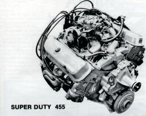 SD-455 engine