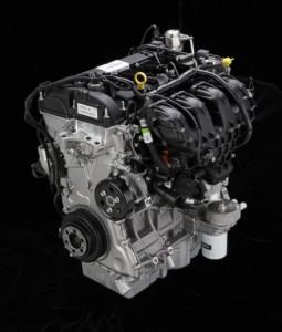 '15 Edge 2.0 engine