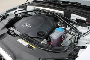 '15 Q5 TDI engine