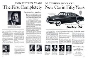 '48 Tucker ad
