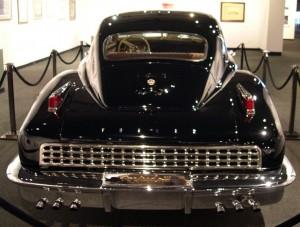 '48 Tucker rearview