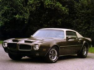 '70 Firebird