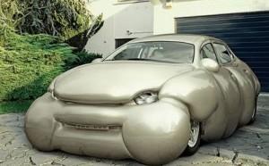 overweight car