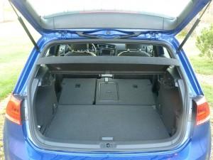 '15 Golf R cargo