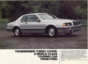 '83 Thunderbird ad