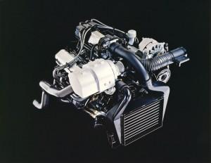 '87 GNX engine