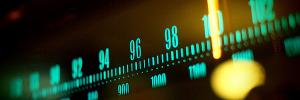 FM dial pic