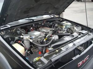 Syclone engine