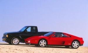 Syclone v Ferrari