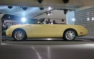 Thunderbird yellow