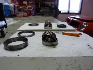 bearings:races