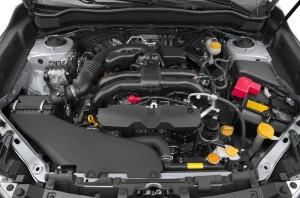 '15 Forester 2.5 engine