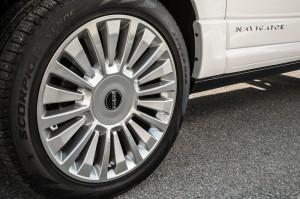 '15 Nav wheels