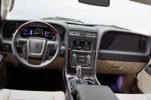 '15 Navigator interior 1