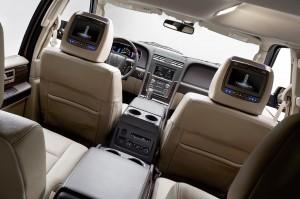 '15 Navigator interior 2