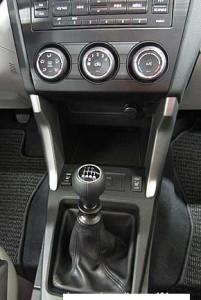 '15 Subaru manual