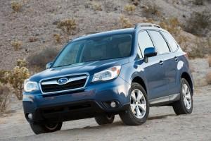 '15 Subaru off road