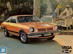 '74 Vega ad