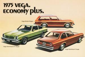 '75 Vega ad