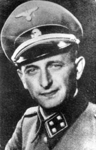 eichman in uniform