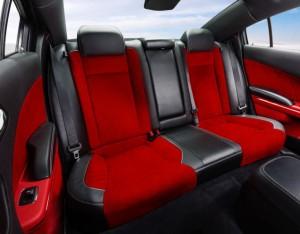 '15 Hellcat back seats