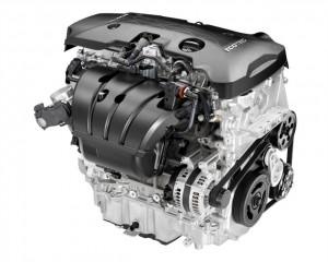 '15 Impala 2.5 engine
