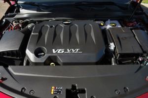 '15 Impala V6