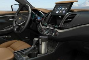 '15 Impala dash open 2