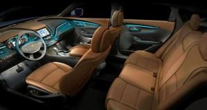 '15 Impala interior cut away