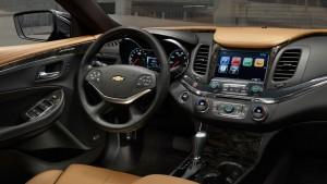 '15 Impala interior lead