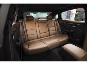 '15 Impala rear