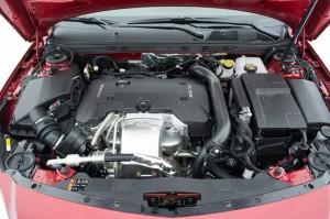 '15 Regal engine