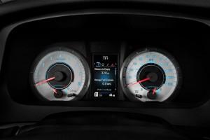 '15 Sienna gauges